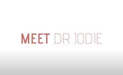 Meet Dr Jodie